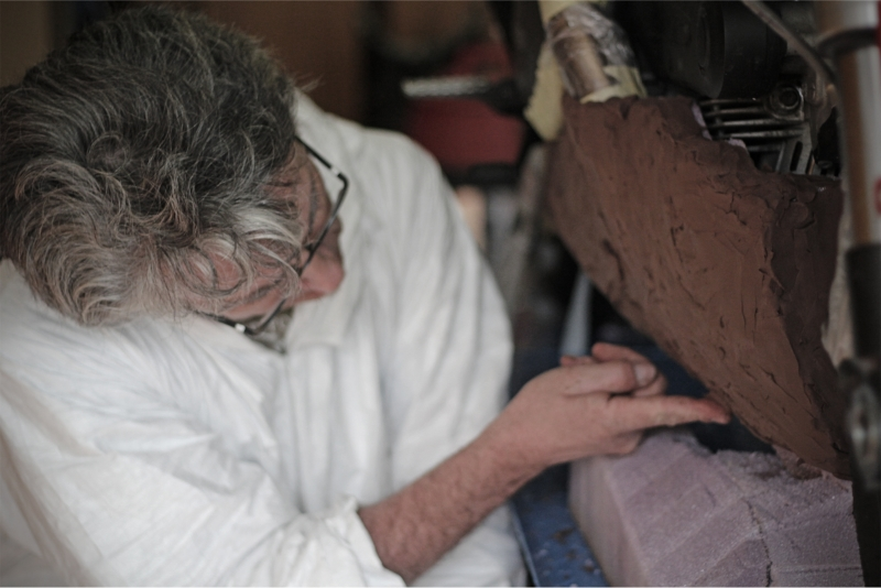Fullsix monster by John Keogh_Belly pan