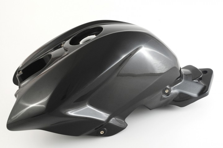 One piece Fuel Tank Ducati StreetFighter